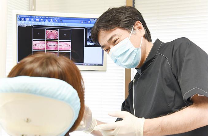 院長からの入れ歯作りに対するメッセージ